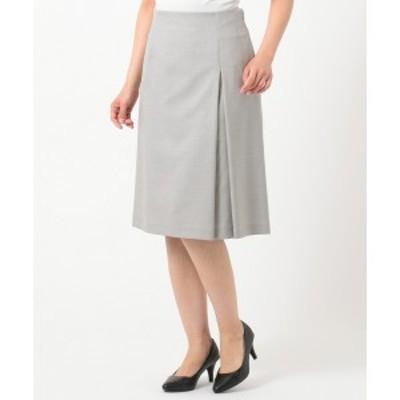 ジェイ・プレス レディース(J.PRESS LADIES)/【洗える】FLAXASA スカート