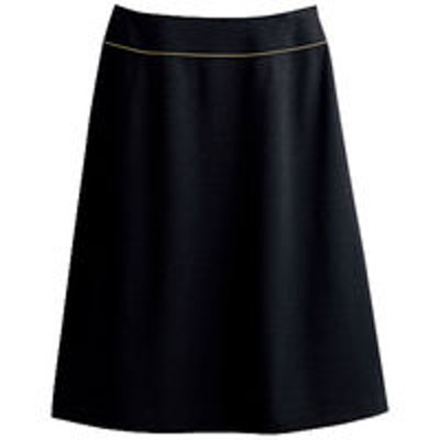 セロリーセロリー(Selery) スカート ブラック 15号 S-16460 1着(直送品)