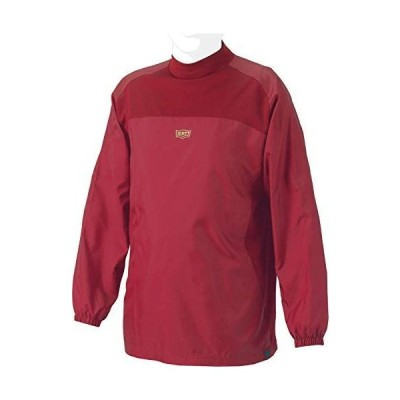 ZETT(ゼット) 野球 子供用 ウィンドレイヤーシャツ レッド 130 BO215WJ