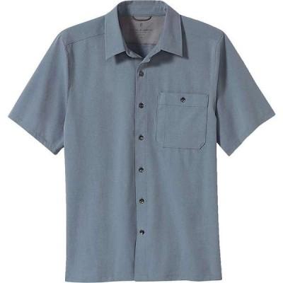 ロイヤルロビンズ メンズ シャツ トップス Royal Robbins Men's Tech Travel LS Shirt