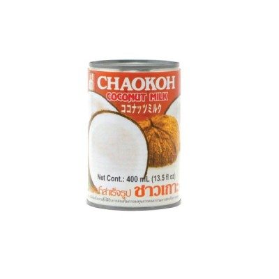 ココナツミルク チャオコーブランド400ml缶  1個口48缶まで |ココナッツミルク|カレー|お菓子|