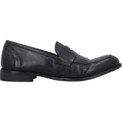 クリスピニアノ CRISPINIANO メンズ ローファー シューズ・靴 loafers Dark blue