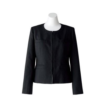 ボンマックスボンマックス BONOFFICE ジャケット ブラック 15号 BCJ0107-16 1着(直送品)