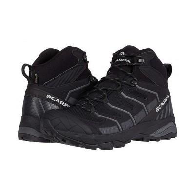 SCARPA スカルパ メンズ 男性用 シューズ 靴 ブーツ ハイキング トレッキング Maverick Mid GTX - Black/Grey