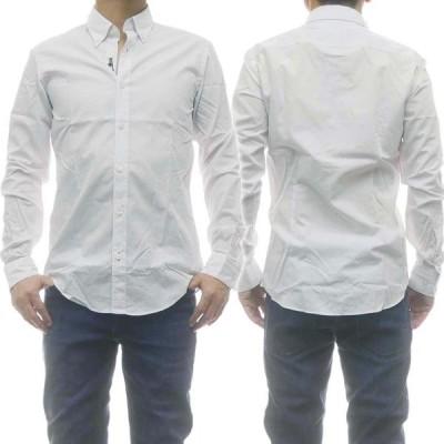 HUGO BOSS ヒューゴボス メンズドレスシャツ Rod-53 / 50426734 10219551 ホワイト