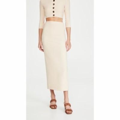 アウェイク モード A.W.A.K.E. MODE レディース スカート High Waist Tube Skirt Peach