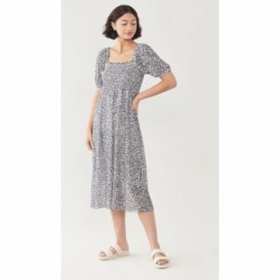 バウム ウンド ヘルガーデン BAUM UND PFERDGARTEN レディース ワンピース ワンピース・ドレス Judith Dress Ink Petite Fleur