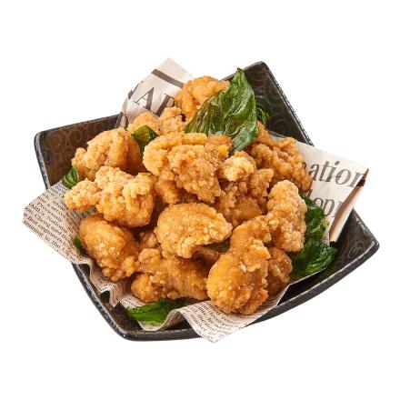 氣炸人生冷凍氣炸鹹酥雞600g(九層塔口味)