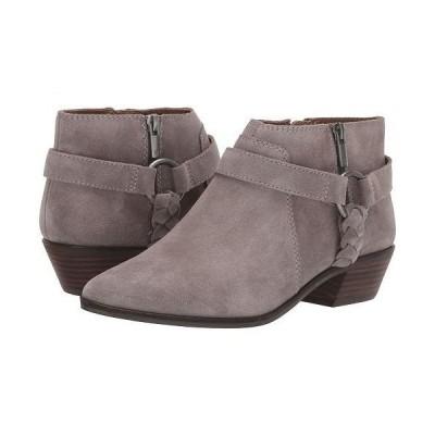 Lucky Brand ラッキーブランド レディース 女性用 シューズ 靴 ブーツ アンクルブーツ ショート Enitha - Titanium