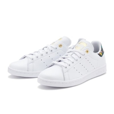 レディース adidas アディダス STAN SMITH W スタンスミス EH2037 WHT/BLK/GLD