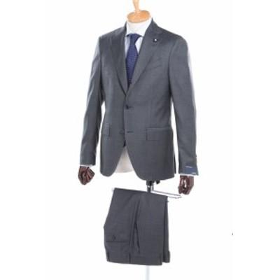 ラルディーニ LARDINI 2ピーススーツ ダークグレイ メンズ (423AV BRJVAWGE0) 送料無料