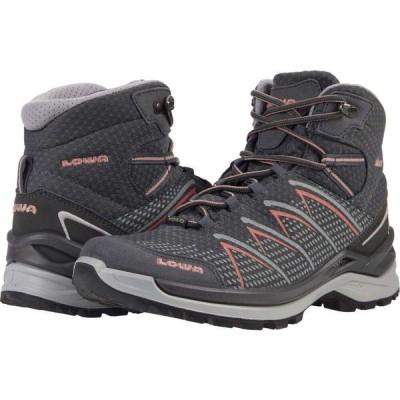 ロワ Lowa レディース ハイキング・登山 シューズ・靴 Ferrox Pro GTX Mid WS Graphite/Salmon