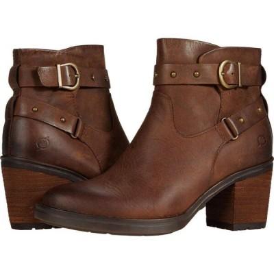 ボーン Born レディース ブーツ シューズ・靴 Derica Brown Full Grain