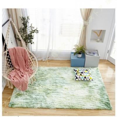 ラグ カーペット 洗える ラグマット 滑り止め マット 絨毯 オールシーズンタイプ フランネルラグ 床暖房/ホットカーペット対応 ふわふわ 柔らか 厚くする