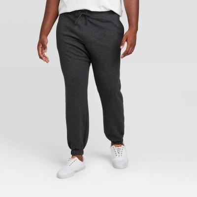 グッドフェロー Goodfellow & Co メンズ ジョガーパンツ 大きいサイズ ボトムス・パンツ Big & Tall Jogger Pants - Charcoal Gray