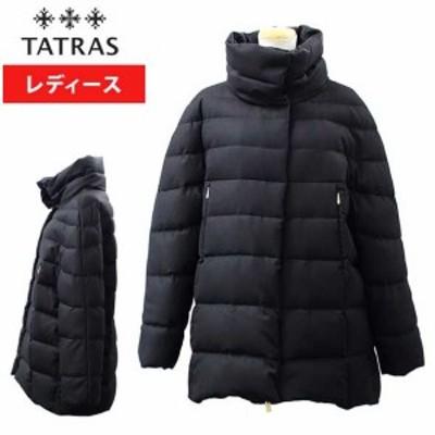 タトラス TATRAS レディースダウンジャケット ダウンコート アウター STRINA(ストリーナ) 2020-2021年秋冬新作 LTLA20A4184-D BLACK//LTL