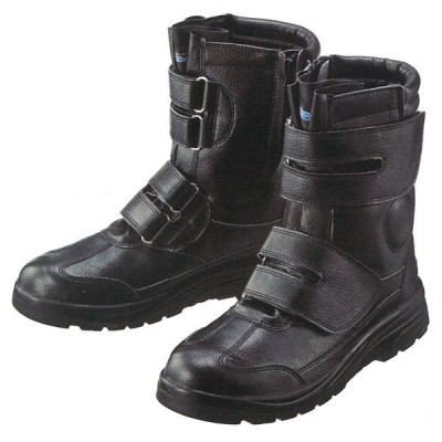 警備 半長靴(反射付)マジック式