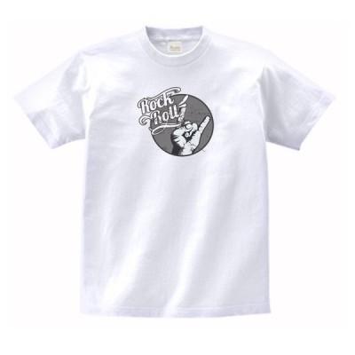 ロックンロール 音楽・ロック・シネマ Tシャツ