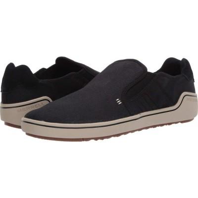 メレル Merrell メンズ スニーカー シューズ・靴 Primer Laceless Vent Black