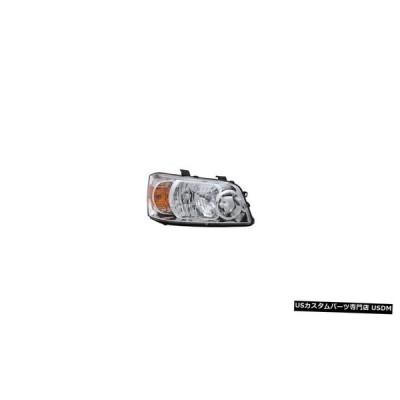 ヘッドライト 2007トヨタハイランダーパッセンジャー右側ヘッドライトランプアセンブリ  2007 Toyota Highlander Passeng