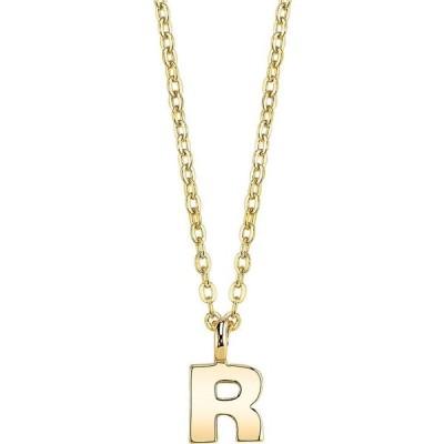 """2028 レディース ネックレス ジュエリー・アクセサリー Gold-Tone Initial Necklace 20"""""""