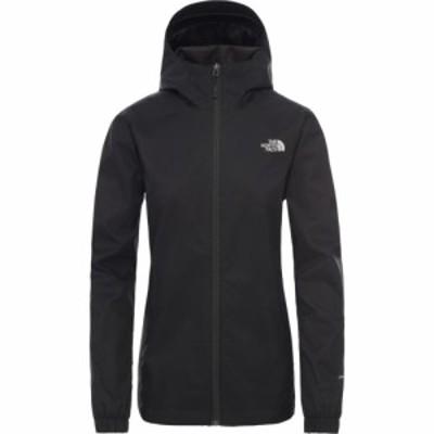 ザ ノースフェイス The North Face レディース ジャケット アウター north face quest waterproof jacket TNF Black Foil Grey