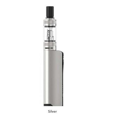 電子タバコ ジャストフォグ Justfog Q16 Pro スターターキット 900mAh 1.9ml|シルバー