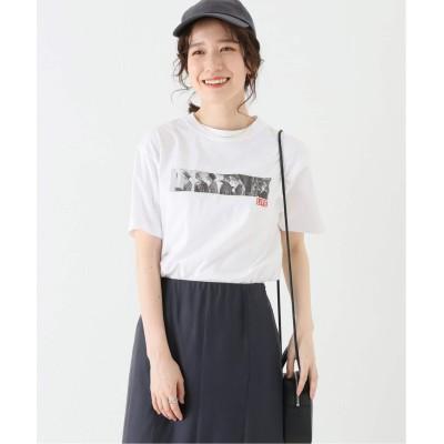 レディース ジョイントワークス 【GOOD ROCK SPEED/グッドロックスピード】LIFE Fashion FeautureフォトTシャツ ホワイト M