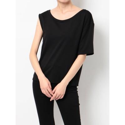 【公式】MURUA(ムルーア)アシメスリーブTシャツ