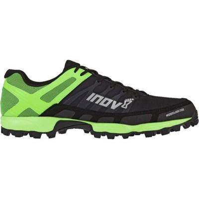(取寄)イノヴェイト メンズ マッドクロー 300トレイル ラン シューズ Inov 8 Men's Mudclaw 300 Trail RunShoe Black/Green 送料無料