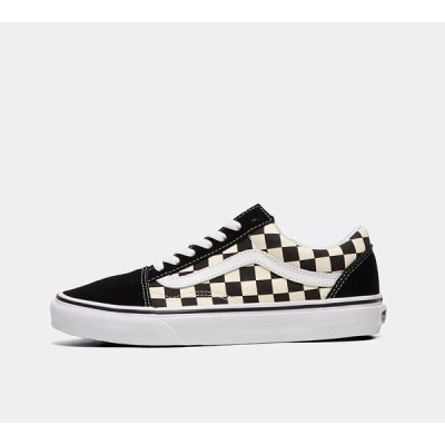 ヴァンズ Vans レディース スニーカー シューズ・靴 old skool trainer Primary Check/Black/White