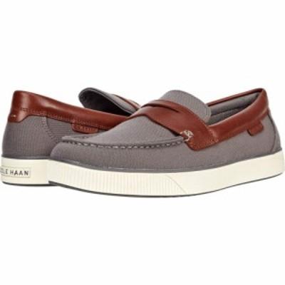 コールハーン Cole Haan メンズ ローファー シューズ・靴 Nantucket 2.0 Penny Grey Textile/Woodbury