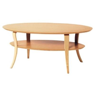 テーブル センターテーブル ローテーブル ナチュラル NET-406NA