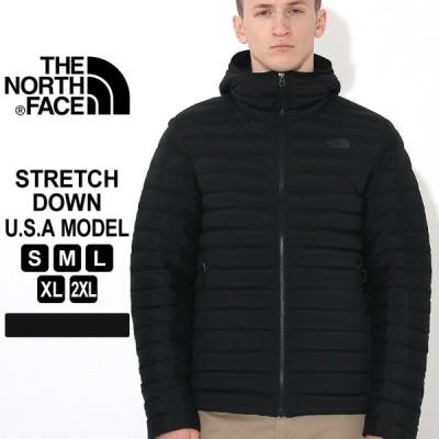 ノースフェイス ダウンジャケット フード ストレッチ メンズ NF0A3Y55|ブランド THE NORTH FACE|防寒 軽量 アウター