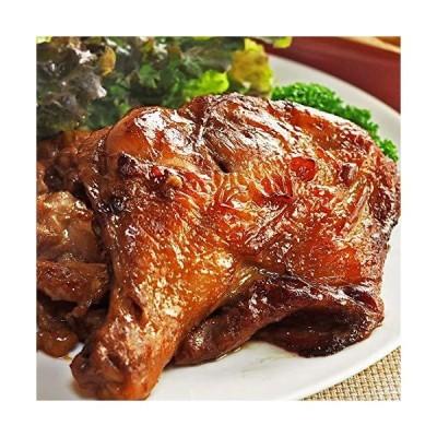 ローストチキン 骨付き鶏もも 4本 パーティーセット Aセット (照り焼き2本 ハーブペッパー2本) 惣菜 お歳暮 クリスマス 肉 生 チルド