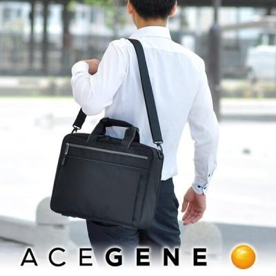 最大P+21% エースジーン ACEGENE 3wayブリーフケース ショルダーバッグ リュックサック リュック ビジネスバッグ LITENTRY リテントリー メンズ 55164