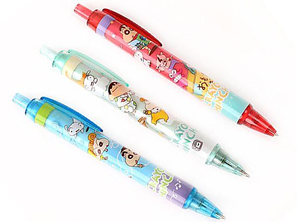 蠟筆小新~胖胖自動鉛筆(1支入) 款式可選【DS001404】