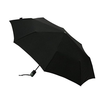 Knirps 折りたたみ傘 ワンタッチ自動開閉式 【正規輸入品】 T.320 Large Duomatic Safety Black KNT320-1