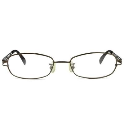 アイカフェlv1185 c.1 s1 ブラウン伊達 フルリム メガネ めがね 眼鏡 新品 送料無料