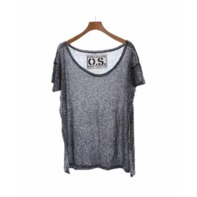OBESITY AND SPEED オベシティアンドスピード Tシャツ・カットソー レディース