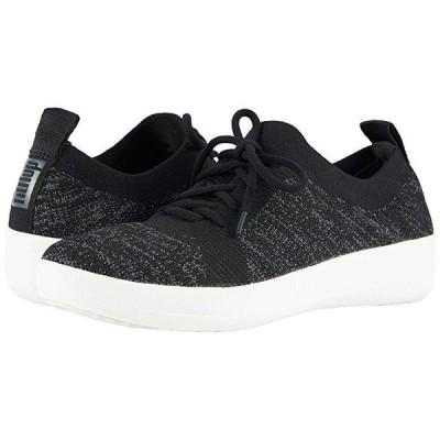 FitFlop F-Sporty Uberknit Sneakers レディース スニーカー シューズ 靴 Black