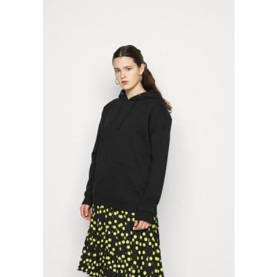 ミスガイデッド レディース ファッション BASIC HOODIE - Sweatshirt - black