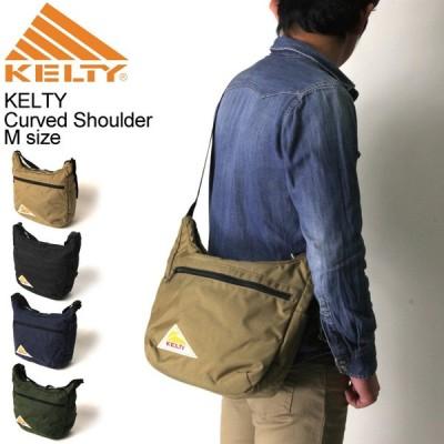 (ケルティ) KELTY ヴィンテージ ライン カーブショルダーバッグ Mサイズ ショルダーバッグ ボディバッグ