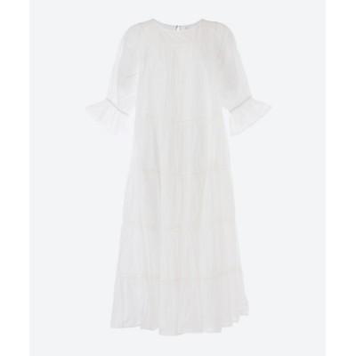<Merlette(Women)/マーレット> ドレス 010WHITE【三越伊勢丹/公式】