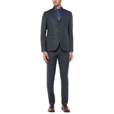 サルトリア・ラトーレ SARTORIA LATORRE スーツ ブルー 52 ウール 100% スーツ
