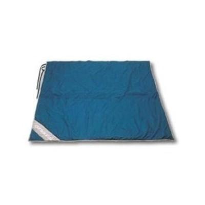 キャプテンスタッグ テント フロア マット 床 シート 保温M-3305