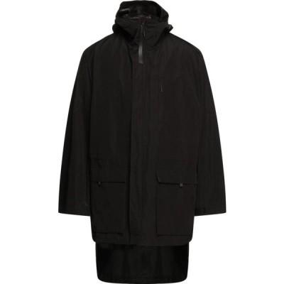 ワイスリー Y-3 メンズ コート アウター Full-Length Jacket Black