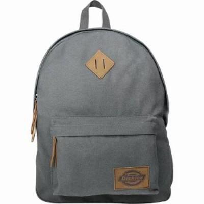 ディッキーズ バックパック・リュック Canvas Backpack Charcoal