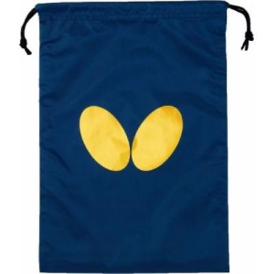 Butterfly(バタフライ) 卓球 アクセサリー ウィンロゴ・シューズ袋 メンズ・レディース 【ネイビー】 62950 178