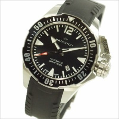 HAMILTON ハミルトン 腕時計 H77605335 メンズ KHAKI NAVY OPEN WATER カーキネイビーオープンウォーター